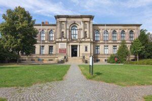The Herzog August Library Wolfenbüttel.
